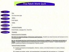 The Patch Work Quilt Lesson Plan