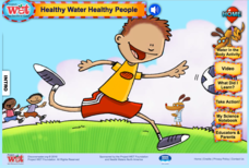 Healthy Water Healthy People Interactive