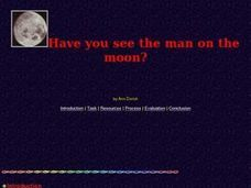 Have you seen the man on the moon? Lesson Plan