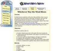 Whichever Way the Wind Blows Lesson Plan