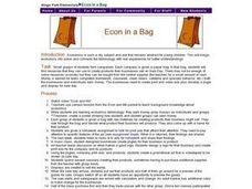 Econ in a Bag Lesson Plan