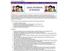Junior Architects of America Lesson Plan