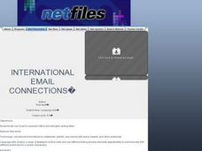 International Email Connections Lesson Plan