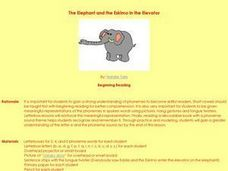 The Elephant and the Eskimo in the Elevator Lesson Plan