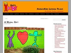 A Mural Gift Lesson Plan