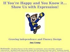 If You're Happy And You Know It, Show Us With Expression Lesson Plan