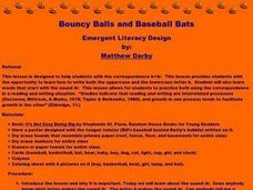 Bouncy Balls and Baseball Bats Lesson Plan