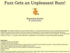 Fuzz Gets an Unpleasant Buzz Lesson Plan