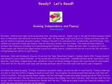 Ready?  Let's Read!! Lesson Plan