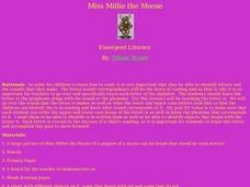 Miss Millie the Moose Lesson Plan