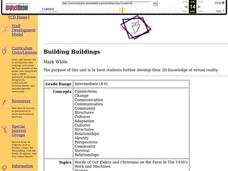 Building Buildings Lesson Plan