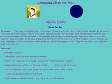 Champions Check Lesson Plan