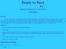 Ready to Race Lesson Plan