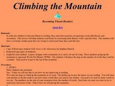 Climbing the Mountain Lesson Plan