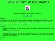 The Adventures of Visualization Lesson Plan