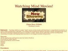 Watching Mind Movies! Lesson Plan