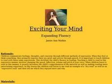 Exciting Your Mind Lesson Plan