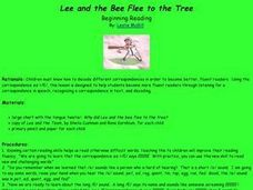 Lee and the Bee Flee to the Tree Lesson Plan