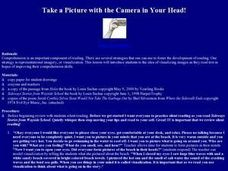 Take a Picture with the Camera in Your Head! Lesson Plan