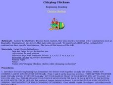 Chirping Chickens Lesson Plan