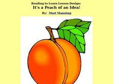 Summarizing with James and the Giant Peach Lesson Plan