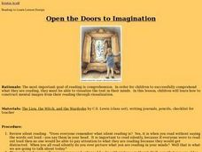 Open the Doors to Imagination Lesson Plan