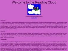 Welcome to the Reading Cloud Lesson Plan