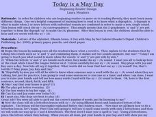 Today is May Day Lesson Plan