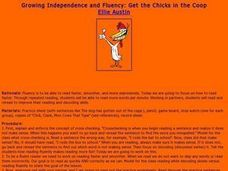 Get the Chicks in the Coop Lesson Plan