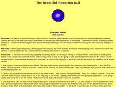 The Beautiful Bouncing Ball Lesson Plan