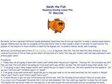 Swish the Fish Lesson Plan