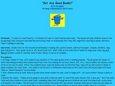 Got Any Good Books? Lesson Plan