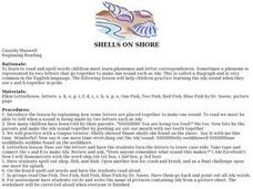 Shells on Shore Lesson Plan