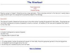 The Riverboat Lesson Plan
