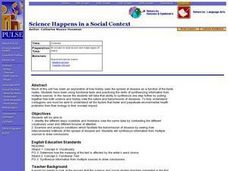 Science Happens in a Social Context Lesson Plan