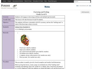 Modeling Word Problems Lesson Plan