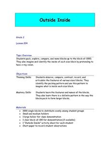 Outside Inside Lesson Plan