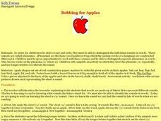 Bobbing for Apples Lesson Plan