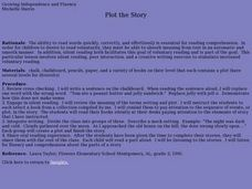Plot the Story Lesson Plan