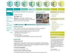 Architecture Week for Schools: Treasure Hunt Lesson Plan