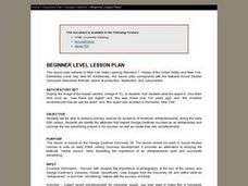 BEGINNER LEVEL LESSON PLAN ANTICIPATORY SET Lesson Plan