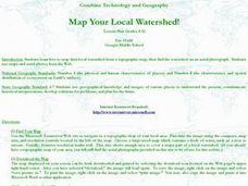 Map Your Local Watershed! Lesson Plan