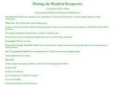 Putting the World in Perspective Lesson Plan