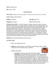 Children of the Earth and Sky Lesson Plan