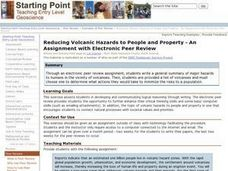 Reducing Volcanic Hazards to People and Property Lesson Plan