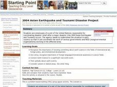 2004 Asian Earthquake and Tsunami Disaster Project Activities & Project