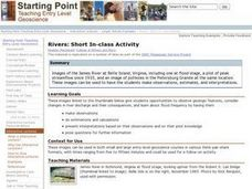 Rivers: Short In-class Activity Lesson Plan