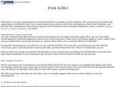 Fish Kills! Lesson Plan