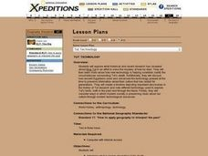 Tut Technology Lesson Plan