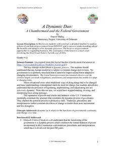 A Dynamic Duo Lesson Plan